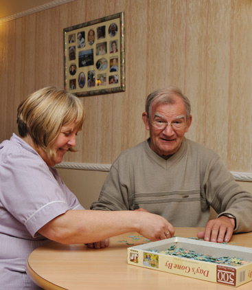 Welcome to Cedars Care Home